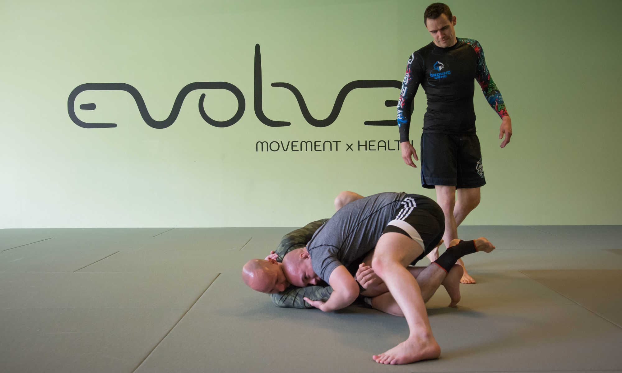 Mixed Martial Arts training bij Evolve Movement and Health